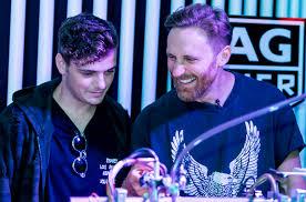 David Guetta Bad Hear Martin Garrix U0027s David Guetta Collab U0027so Far Away U0027 Billboard