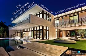 Most Expensive Homes by The Most Expensive Home Sold On Record In Miami Dade Florida U2013 3