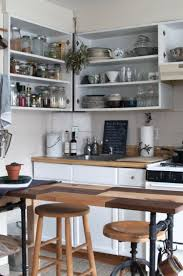 Mismatched Kitchen Cabinets How To Make An Ugly Rental Kitchen Look Better Fast Apartment