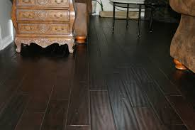 acacia walnut mocha scraped hardwood flooring room