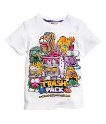 trash pack shirt mitchell u0027s 9th birthday trash