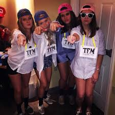 total frat move last minute diy halloween costumes for lazy bastards