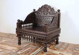 Indian Sofa Design Monsooncraft Com Indian Carved Sofa U0026 Settee Designs