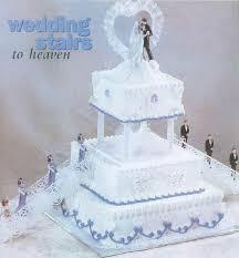wedding cake steps what a unique and pretty idea wedding ideas