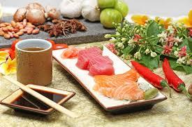 cuisine japonaise calories combien de calories dans un sashimi actualités japon