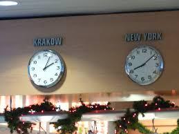 file john paul ii airport in balice kraków broken clocks jpg