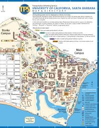 Amtrak Map California by University Of California Santa Barbara Map California Map