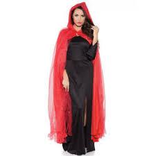 Cape Halloween Costume Long Red Riding Hood Halloween Costume Cape Cloak