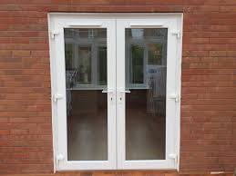 Double Glazed Wooden Front Doors by Wooden Double Glazed French Doors Exterior Image Collections