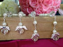rosary favors for baptism 35 pcs baptism favors mini rosaries with communion