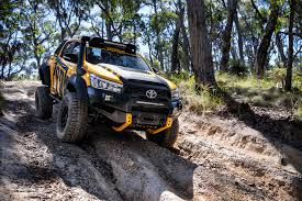 toyota hilux toyota hilux tonka concept ready to play in life size sandbox