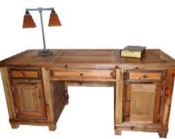 Solid Wood Corner Desk Desk Corner Desk Reclaimed Wood File Cabinet Bookshelf