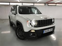 jeep renegade 2016 used jeep renegade cars spain