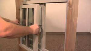 how to replace a vinyl sliding window sash youtube