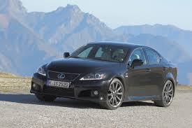 lexus isf horsepower 2012 2012 lexus is f is more sporty and aerodynamic