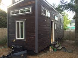 Tiny Home Builders Oregon Modern Tiny House In Portland Tiny House Town