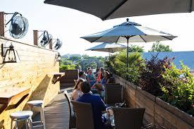Restaurant Patio Planters by Best Rooftop Bar Charleston Sc Rooftop Drinks Stars Restaurant