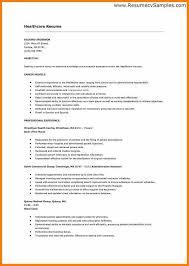 a good job resume best resume example 10 good resume sample for