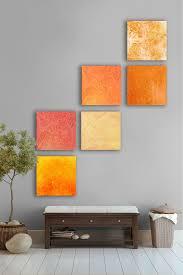 Home Decor Yellow And Gray Best 25 Orange Home Decor Ideas On Pinterest Décoration De