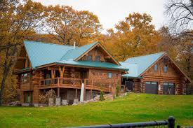 backwoods log homes