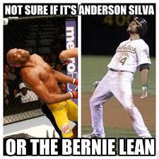 Anderson Silva Meme - mlb memes on twitter not sure if anderson silva got ko d http