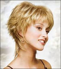 short shaggy hairstyle for women over 40 17 best images about 40