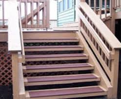 exterior wood stairs slippery home design health support us