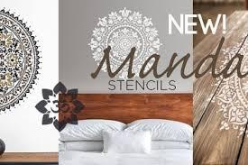 stencils for home decor 7 designer stencils home decor stencils wall stencils