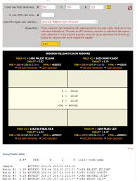 paint codes to latex interior paint codes the garage journal board