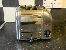 Dualit Stainless Steel Toaster Dualit 2 Slice Toaster Ebay