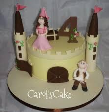 little ladies carols cake