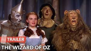 the wizard of oz 1939 trailer judy garland youtube