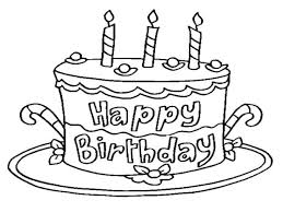 coloring pages happy birthday to color happy birthday coloring