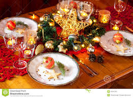 christmas party table setting ohio trm furniture
