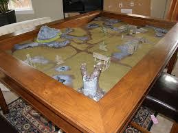 geek chic gaming table geek chic gaming tables question to carpenters boardgames