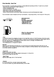 2000 mercedes benz e class owner u0027s manual u2014 car maintenance tips