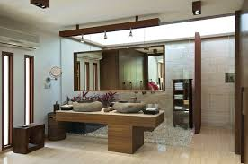 Interior Decoration Indian Homes Timeless Contemporary House In India With Courtyard Zen Garden