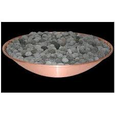 Fire Pit Lava Rock by Grand Effects Tlr60 Tumbled Lava Rock For 60in Inner Diameter