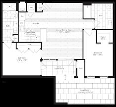 floor plans third u0026 valley apartments south orange nj