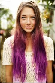 long straight hair for girls