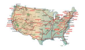 United Route Map Usa Rail Map 1437544186356 Jpg 2000 1179 Save Pinterest