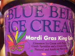 blue mardi gras mardi gras king cake flavored stuff reviews fit for con