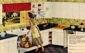 american kitchen ideas retro kitchen design sets and ideas