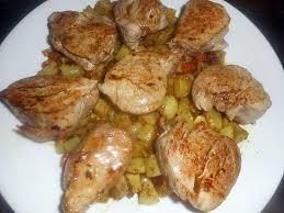 cuisiner les topinambours marmiton recette de médaillons de filet mignon aux topinambours