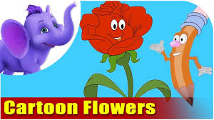 learn how to draw cartoon flowers the fun and easy way vol 1