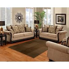 microfiber sofa and loveseat sofa trendz bowen taupe microfiber sofa and loveseat set free