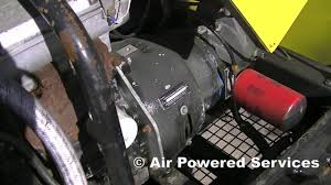compair c20 available from air powered services youtube