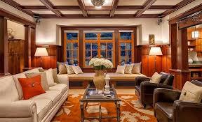 craftsman home interior 15 warm craftsman living room designs home design lover