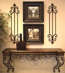 Wrought Iron Console Table Wrought Iron Console Table Fence Pinterest Wrought