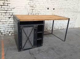 solde bureau bureau dessus de bureau en cuir bureau bois meuble marine